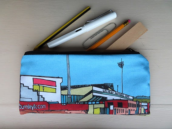 Burnley Pencil Case
