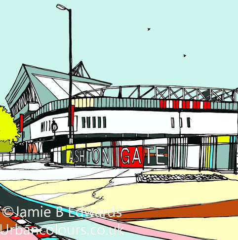 Bristol City - Ashton Gate