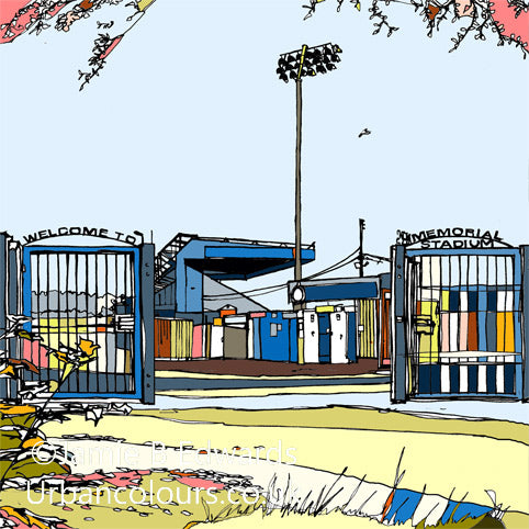 Bristol Rovers - Memorial Grounds