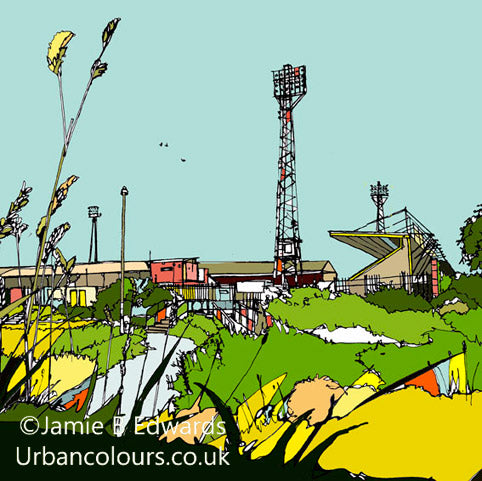 Cambridge United - Abbey Stadium