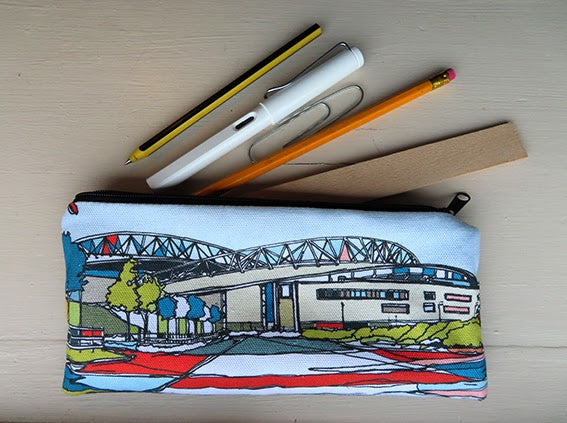 Brighton & Hove Albion Pencil Case