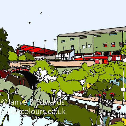 Exeter City - St James' Park