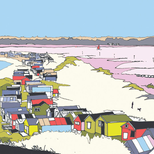 Happy Hutting, Mudeford
