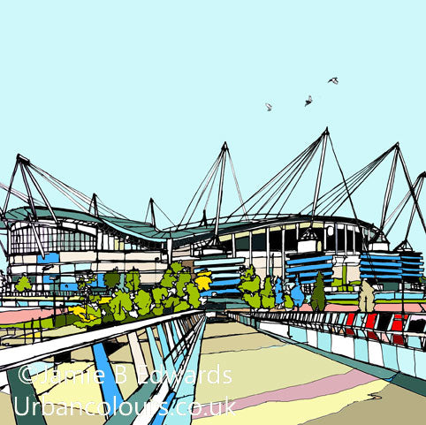 Manchester City - City of Manchester Stadium