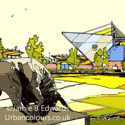 Oxford United - Kassam Stadium