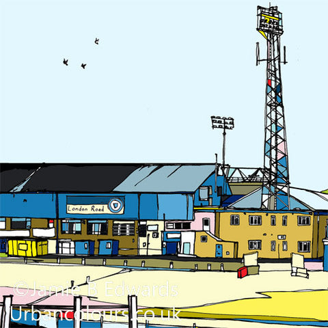 Peterborough United - London Road Stadium