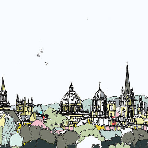 Oxford - Oxford Skyline