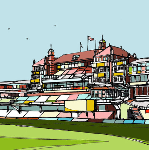 The Oval - Cricket Ground