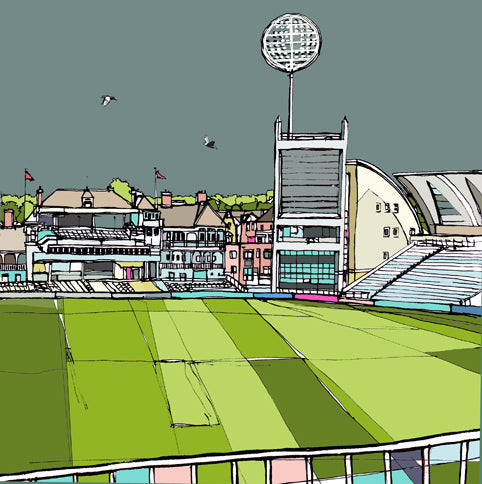 Trent Bridge - Cricket Ground