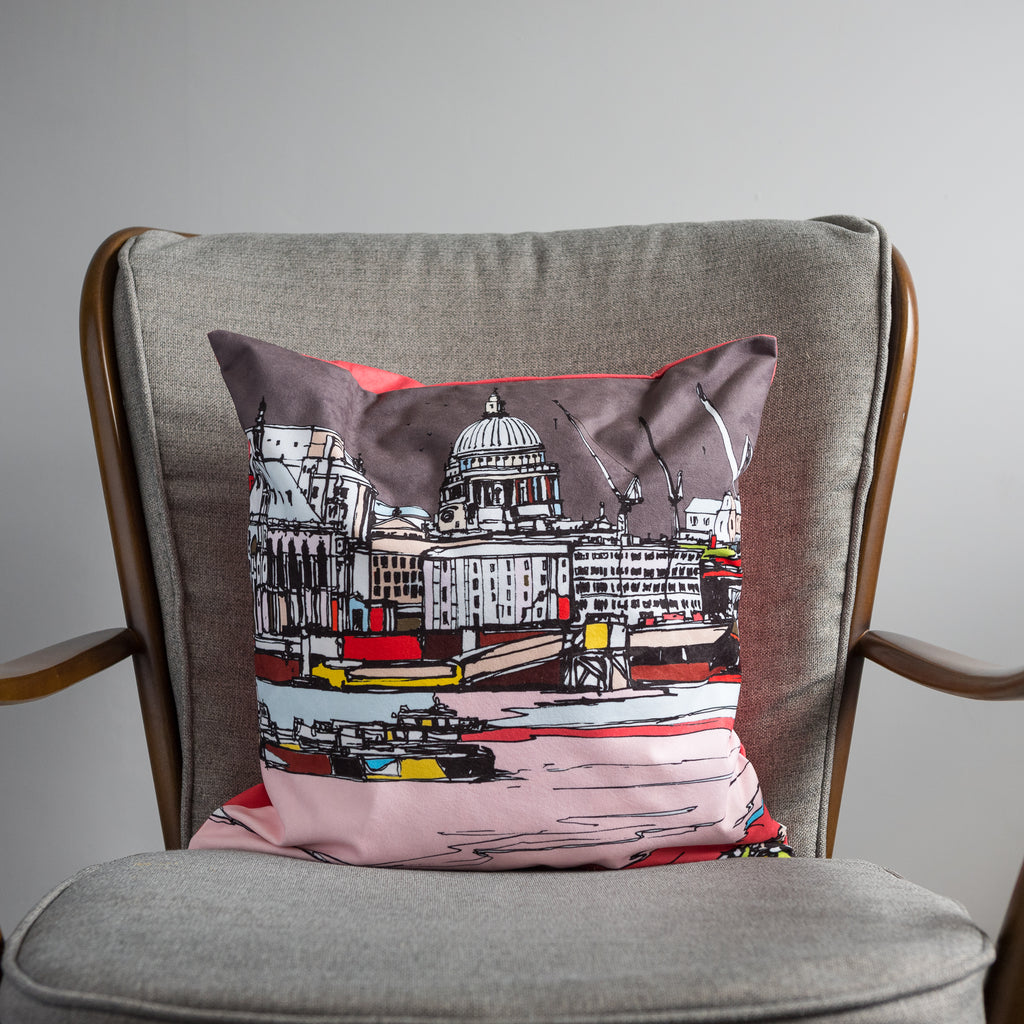 St Paul's Cushion