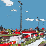 Accrington Stanley - Crown Ground