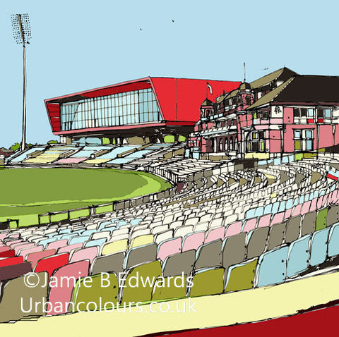 Old Trafford - Cricket Ground