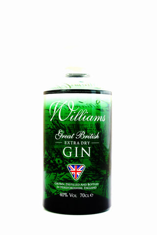 Williams Chase Extra Dry GB Gin