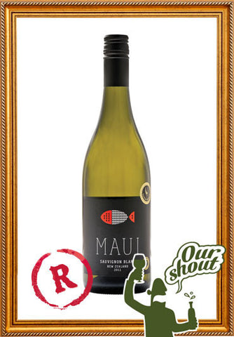 Maui Marlborough Sauvignon Blanc 2014