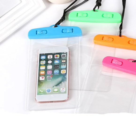 Waterproof Travel Pouch for Smart Phone Protection