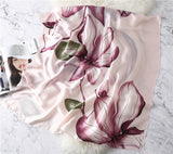 Luxuriously Silky 6'x3' Graphic Print Women's Scarves in 65 Design Options