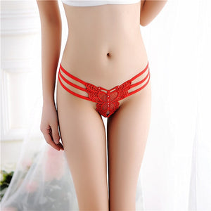 Butterfly Beauty Strappy G-String Panties