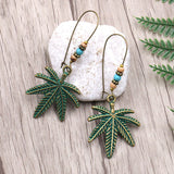 Rustic Style Dangle Earrings [VINTAGE BOHO FLAIR]