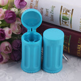 Portable Mini Candy Color Ashtray Roach Holder - 7 Hole