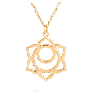 Sacred Geometry Cut-Out Necklaces