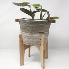 Load image into Gallery viewer, Modern Wooden Plant Stand