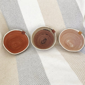 Terracotta Sand Small Bowl