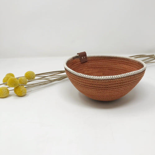 Terracotta Small Bowl