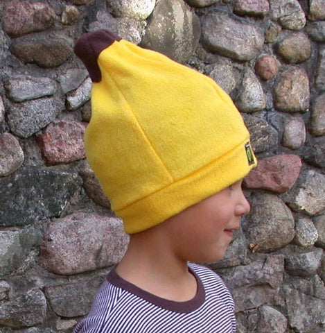 Banana Hat - Beanie Pod Collection