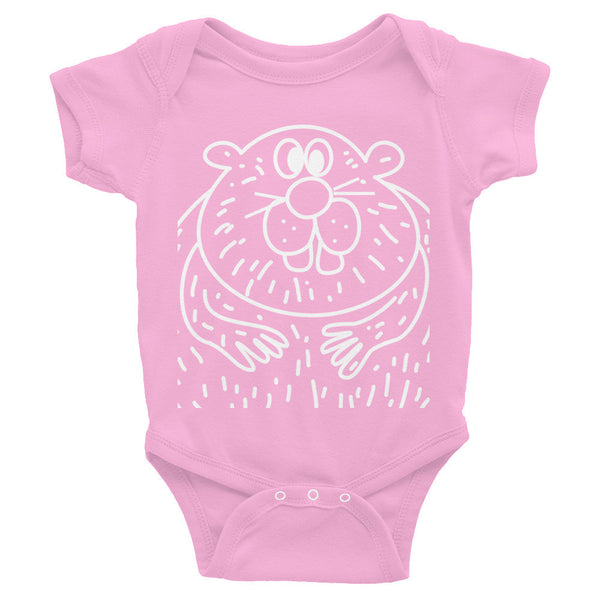 Beaver Infant Bodysuit