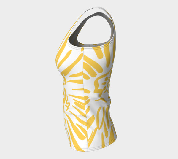 Dent de lion WY tank top long fit