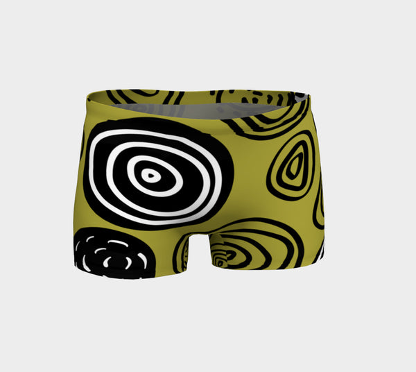 Loopyloop Avocado Shorts