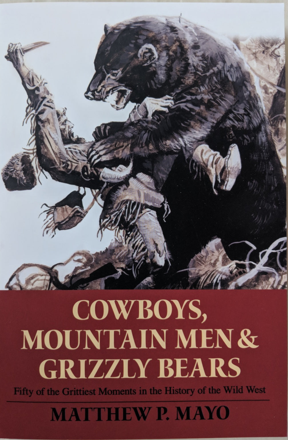 Cowboys, Mountain Men, and Grizzly Bears - Fifty of the Grittiest Moments In The History Of The Wild West
