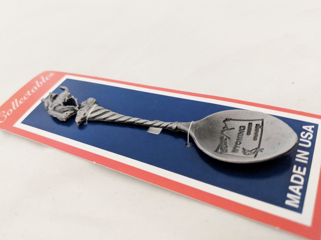Wyoming Spoon Souvenir
