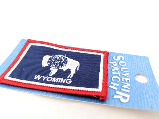 Wyoming Souvenir Patch