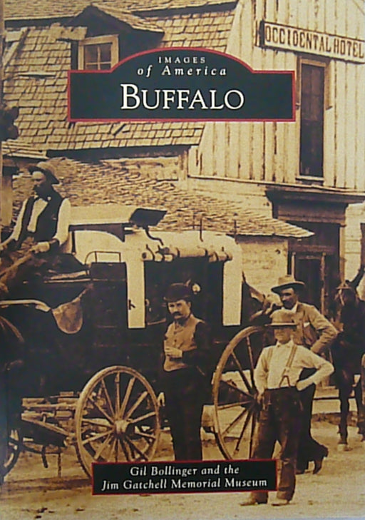 Buffalo Wyoming Book