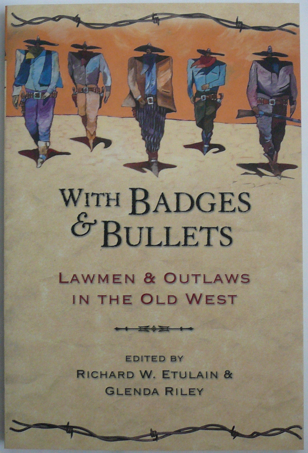With Badges and Bullets