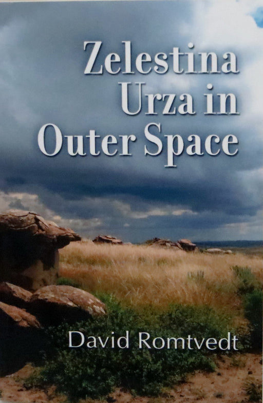 Zelestina Urza in Outer Space
