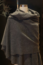 Load image into Gallery viewer, Tissue Weight Cashmere Scarf | Charcoal