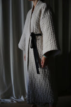 Load image into Gallery viewer, Vivada Quilted Kimono Coat