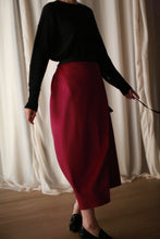 Load image into Gallery viewer, Cashmere Petal Skirt
