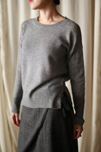 Load image into Gallery viewer, Crewneck Cashmere Sweater