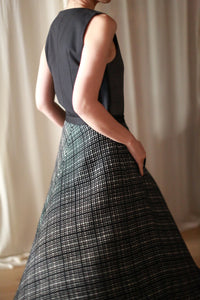 Bias Skirt | Plaid