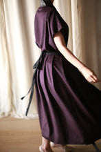 Load image into Gallery viewer, Cashmere Pleated Wrap Skirt