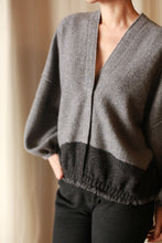Load image into Gallery viewer, Cashmere House Cardi | Grey
