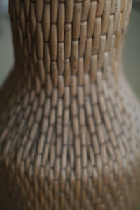 Antique Willow Vase