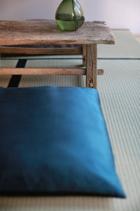Cashmere / Silk Floor Cushion Cover