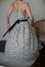 Load image into Gallery viewer, Lina Lapis Pleated Wrap Skirt