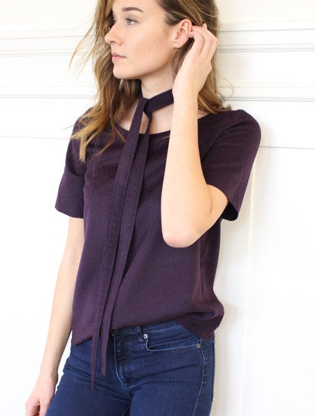 Cashmere Easy Tee