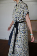 Load image into Gallery viewer, Lina Lapis Reversible Dresscoat