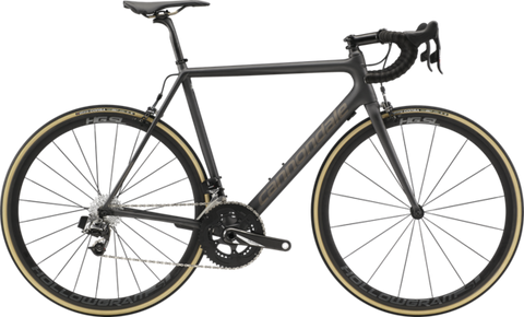 2019 Cannondale SuperSix Evo Graphite Frameset